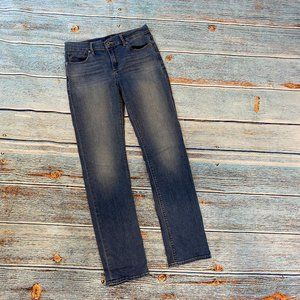 Lucky Brand Brooke Straight Leg Jeans 6 28